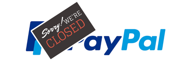 3 Reasons Paypal is NOT a Payment Solution