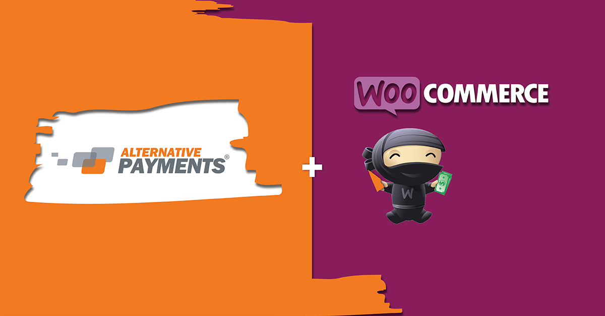 Alternative Payments Enables WooCommerce Merchants to Expand Internationally