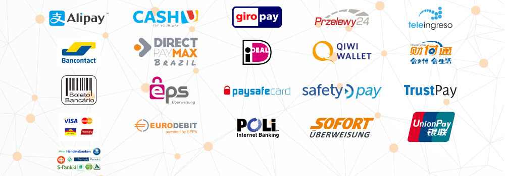 Local Payment Methods for OpenCart and Magento Integrations