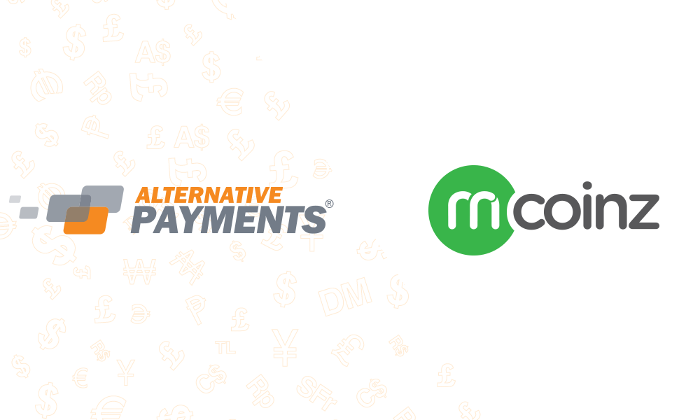Alternative Payments adds mCoinz to portfolio, taps into new markets