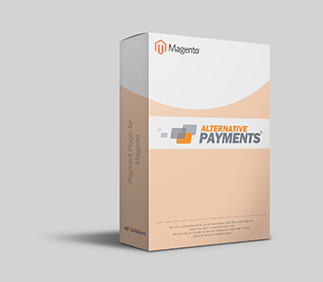 Alternative Payments Magento Module
